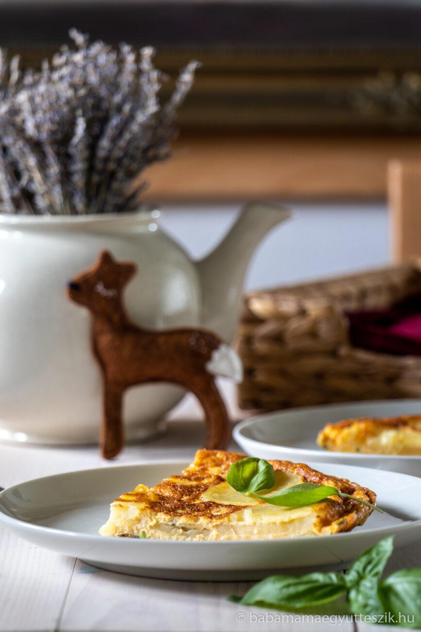 Spanyol omlett